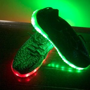 Shoes | Kids Light Up Shoes Size 34 To